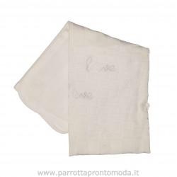 Copertina battesimo neonata L'ORSETTO art. 4072