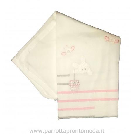 Copertina neonata L'ORSETTO art. 4074