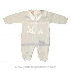 Tutina neonato L'ORSETTO art. 4032