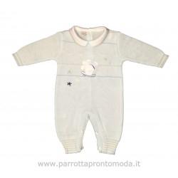 Tutina neonato L'ORSETTO art. 4033