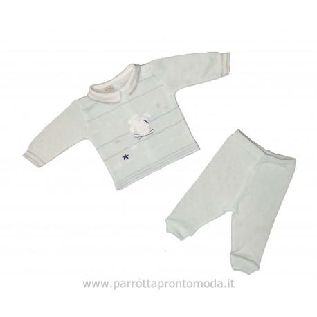 Completino neonato L'ORSETTO art. 4051