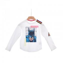 T-Shirt bambino con stampa ICEBERG art. TSICE104JM