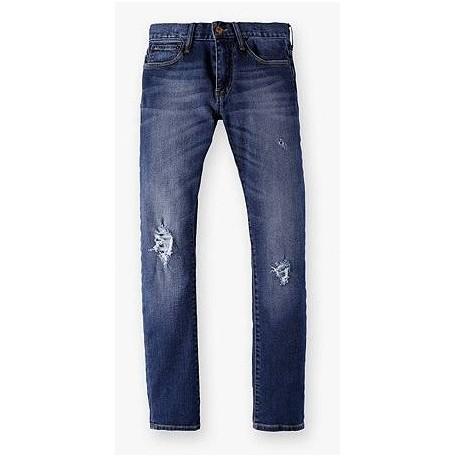 Jeans ragazzo con strappi  LEVI'S 520 art. NK 22617