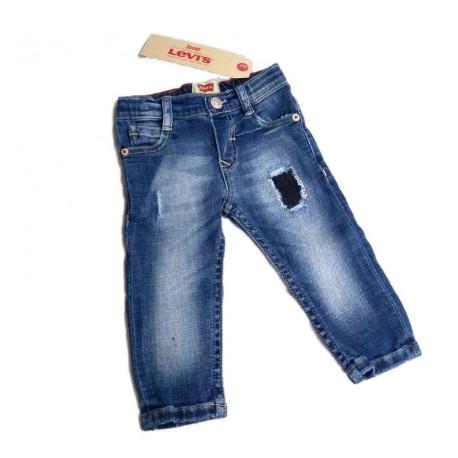 Pantaloni bambino con strappi LEVI'S art. NK 22034