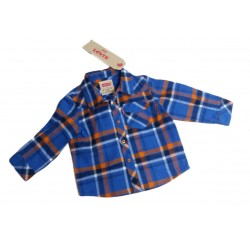 Camicia bambino manica lunga LEVI'S art. NK 12014