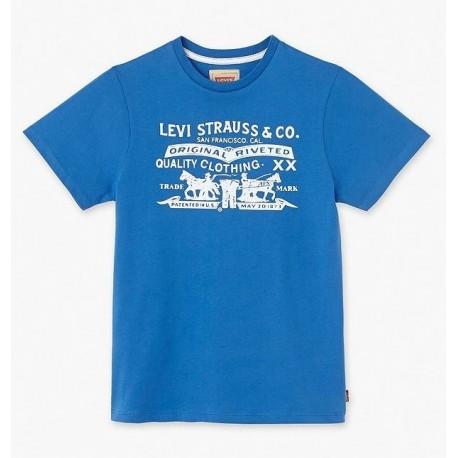 T-shirt bambino con stampa LEVI'S art. NL10027