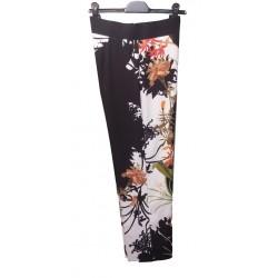 Pantalone palazzo donna con bustino KAJAL art. 9712/SP