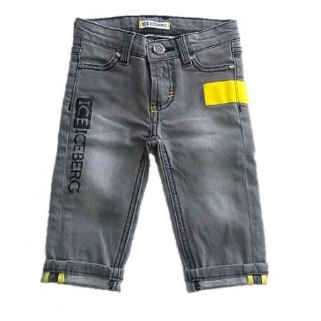 Pantalone jeans neonato ICEBERG art. PJICE001BM