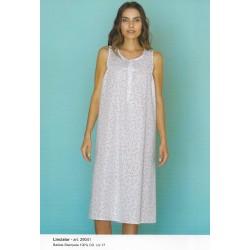 Camicia da notte raglan con stampa LINCLALOR art. 29041