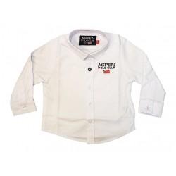 Camicia neonato a manica lunga ASPEN POLO CLUB art. 1071C0095