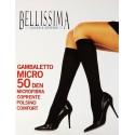 Gambaletto coprente con polsino comfort BELLISSIMA art. GAMBALETTO MICRO 50