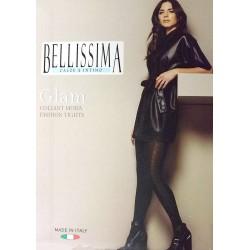 Collant donna con pizzo laterale BELLISSIMA art. GLAM