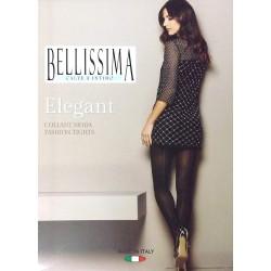 Collant donna con riga posizionata BELLISSIMA art. ELEGANT