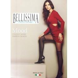 Collant donna con microrombi BELLISSIMA art. MOOD