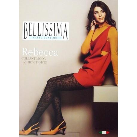 Collant donna con stampa BELLISSIMA art. REBECCA