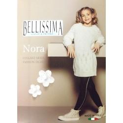 Collant bambina con stampa profilo glitter BELLISSIMA art. NORA