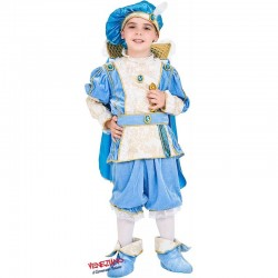 Costume di carnevale Principe azzurro CARNEVALE VENEZIANO art. 2260
