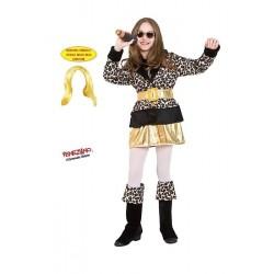Costume di carnevale Hanna superstar baby CARNEVALE VENEZIANO art. 6100