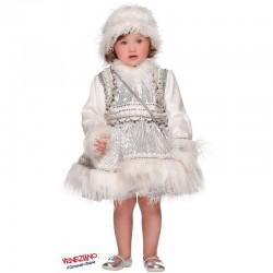 Costume di carnevale Eschimese neonata CARNEVALE VENEZIANO art. 50693