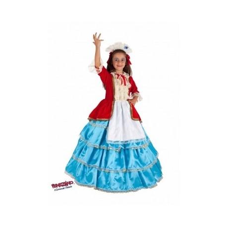 Costume di carnevale Colombina CARNEVALE VENEZIANO art. 5047