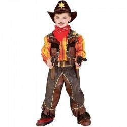 Costume di carnevale Cowboy CARNEVALE VENEZIANO art. 3838