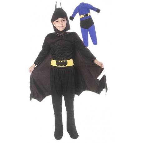 Costume di carnevale Pipistrello IL GIULLARE art. 06