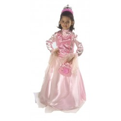 Costume di carnevale Principessa lusso IL GIULLARE art. 020