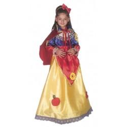 Costume di carnevale Principessa del bosco IL GIULLARE art. 021