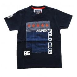 T-shirt ragazzo ASPEN POLO CLUB art. 1036M0151