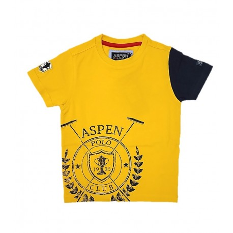 T-shirt bambino ASPEN POLO CLUB art. 1056M0221