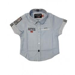 Camicia neonato ASPEN POLO CLUB art. 1076C0084