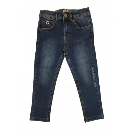Jeans lungo bambina EMC art. BZ 6276