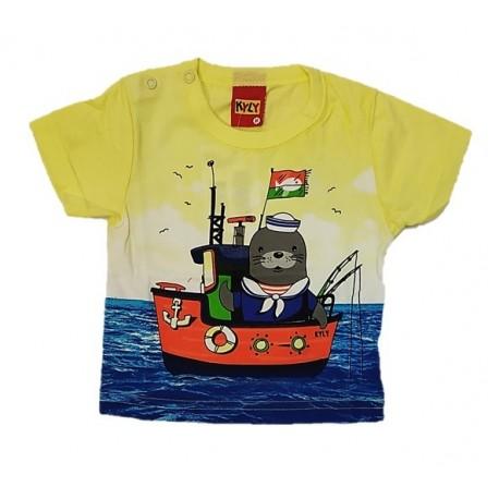 T-shirt bambino KYLY art. 109199