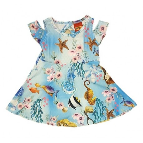 Vestito bambina KYLY art. 109116