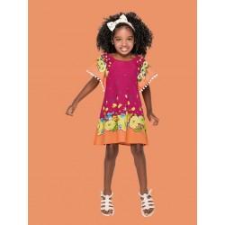 Vestito bambina NANAI art. 600020