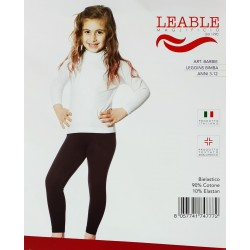Leggings bambina conf. da 3 pezzi LEABLE art. BARBIE