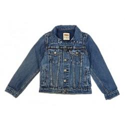 Giubbotto jeans ragazzo LEVI'S art. NN40047