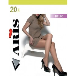 Collant Hello 20 den velato ARIS