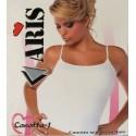 Canotta donna spalla stretta colorata ARIS