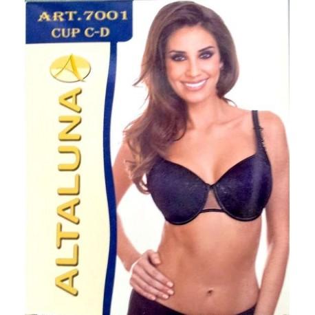 Reggiseno imbottito con ferretto ALTALUNA art. 7001