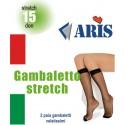 Gambaletto stretch 15 den ARIS