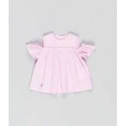 Camicia neonata leBebé art. LBG2015