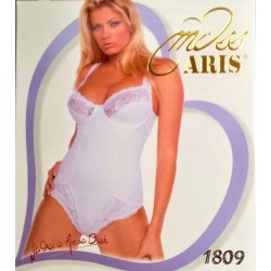 Body donna con inserto in pizzo MISS ARIS art. 1809