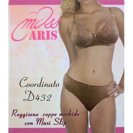 Coordinato donna struttura comfort MISS ARIS art. D432