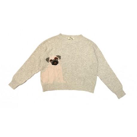 Pullover illustrato DIXIE