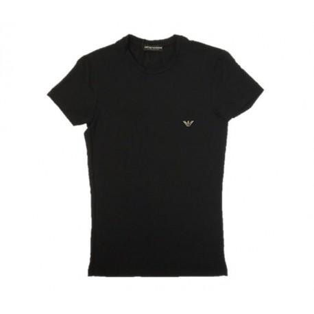 T-shirt uomo in soft modal con logo EMPORIO ARMANI art. 111341-9A511