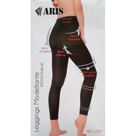 Leggings donna modellante ARIS art. 1220