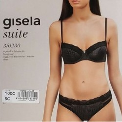 """Coordinato donna a balconcino serie """"Suite"""" GISELA art. 3/0230"""