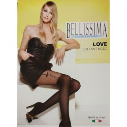 Collant moda donna 50 den BELLISSIMA art. Love