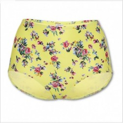Slip mare alto con stampa YELLOW STRIPES Lovable